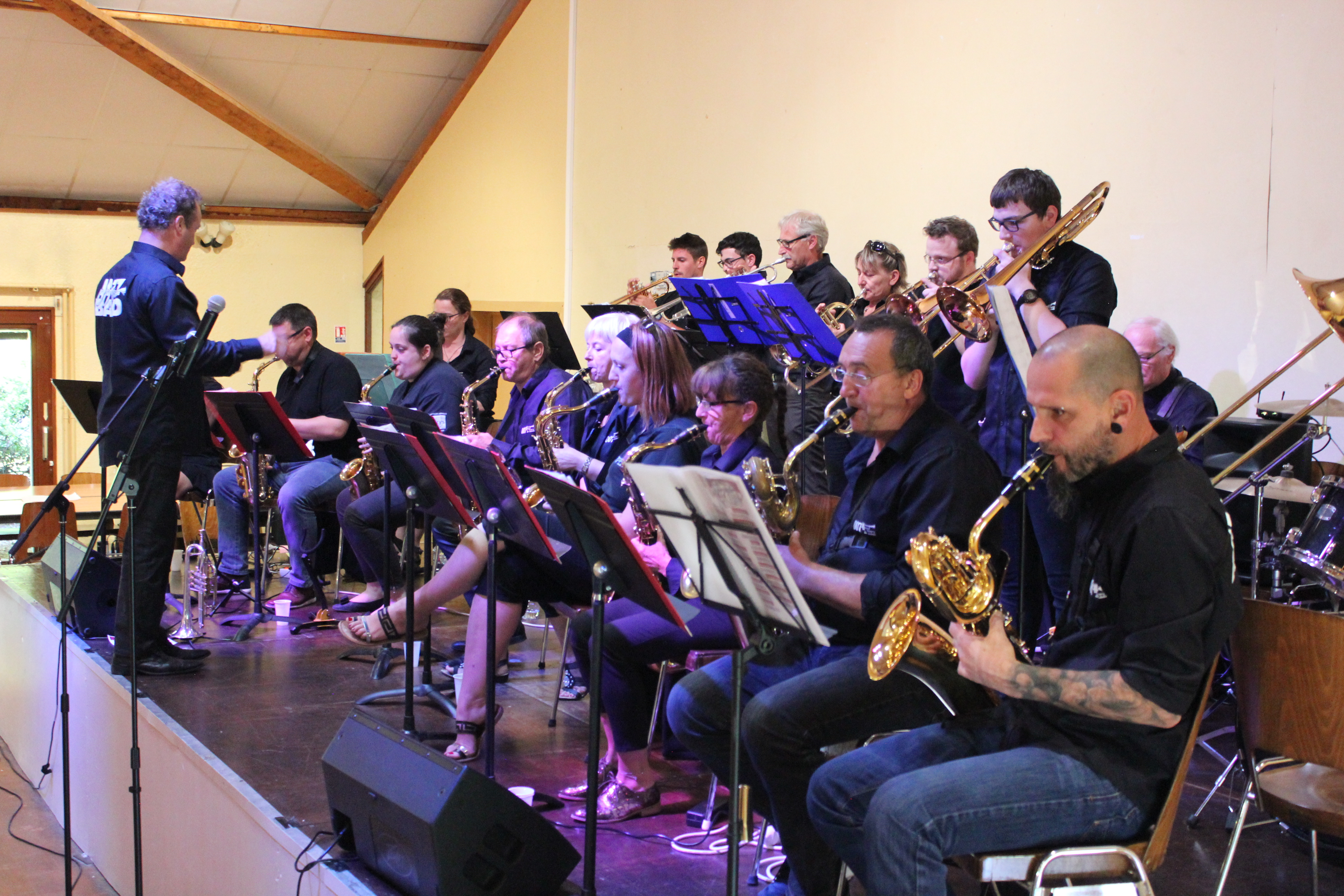 Jazz Band 007