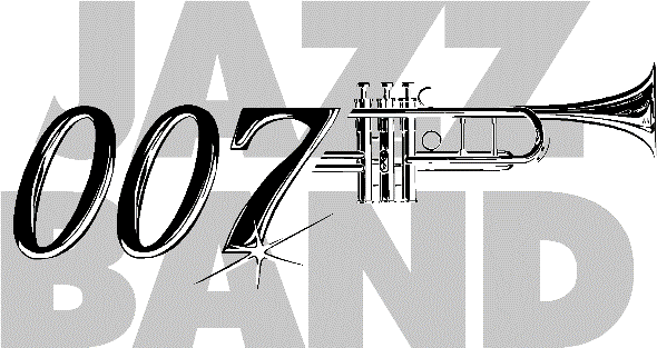 logo 007 jazz band