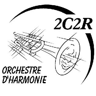 logo Orchestre d'harmonie de la 2c2r