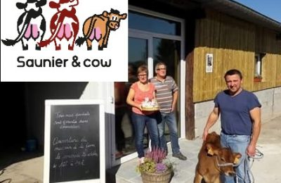 Ferme Saunier & Cow