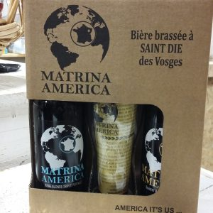 Coffret bières MATRINA AMERICA