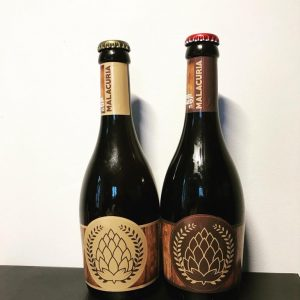 Bière Barrrel Aged #2 – MALACURIA – 33cl