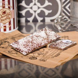 Chocolat Noir et Noix de Coco – Plaquette 100g