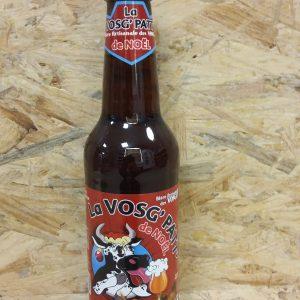 Bière La Vosg'Patt' de Noël – 33 cl