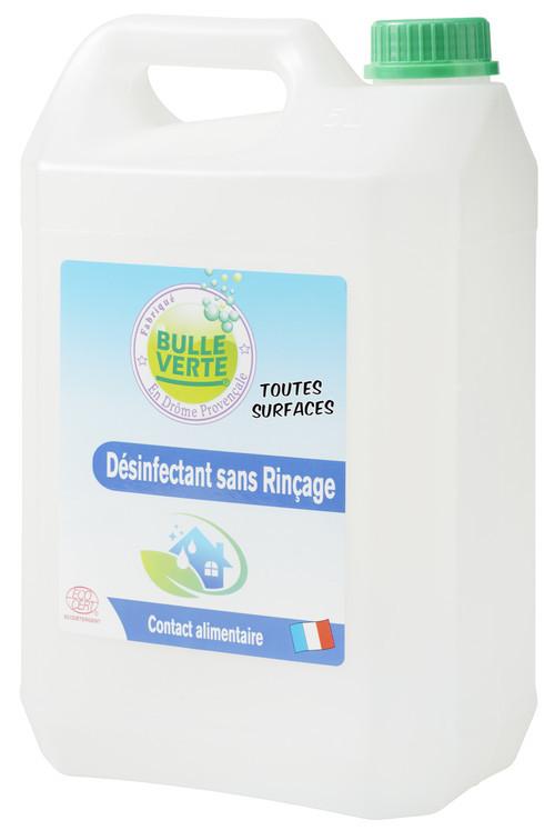 Désinfectant Biocide sans rinçage – 1 kg VRAC (Je ramène mon contenant ! )